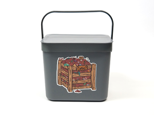 Recycling Buckets - Hamptons Compost