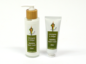 Lemongrass & Ginger Everyday Hydrating Hand Cream