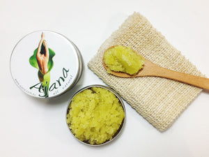 Lavender Lemongrass Tea Tree Sugar Scrub