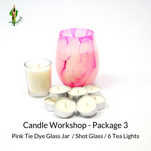 Candle Making Workshop - Thursday 31st OCT 6.30PM