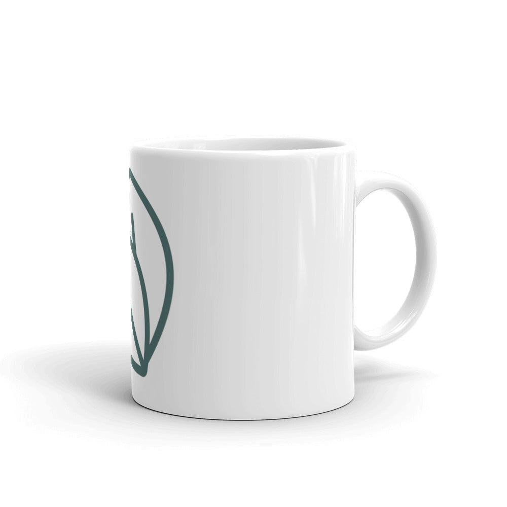 SenchaFit Leaf Tea Mug