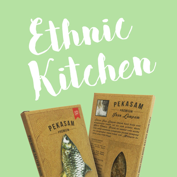 Ethnic Kitchen