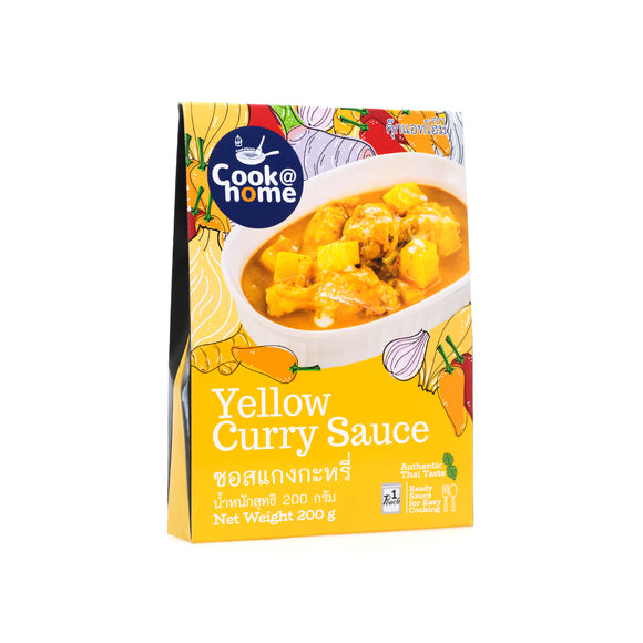 Cook@Home Yellow Curry Sauce 200g