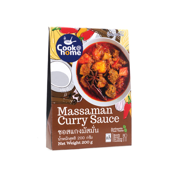 Cook@Home Massaman Curry Sauce 200g