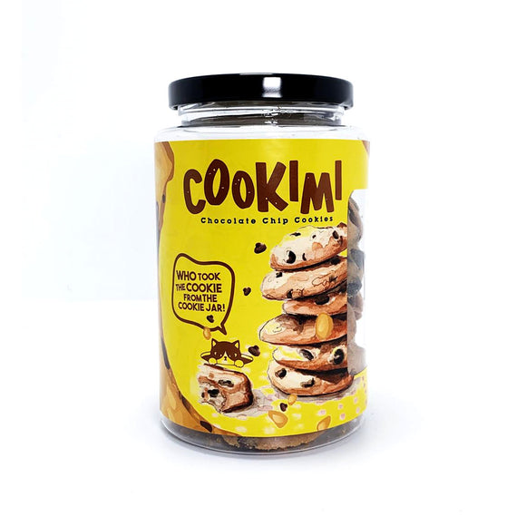 Cookimi Chocolate Chip Cookies