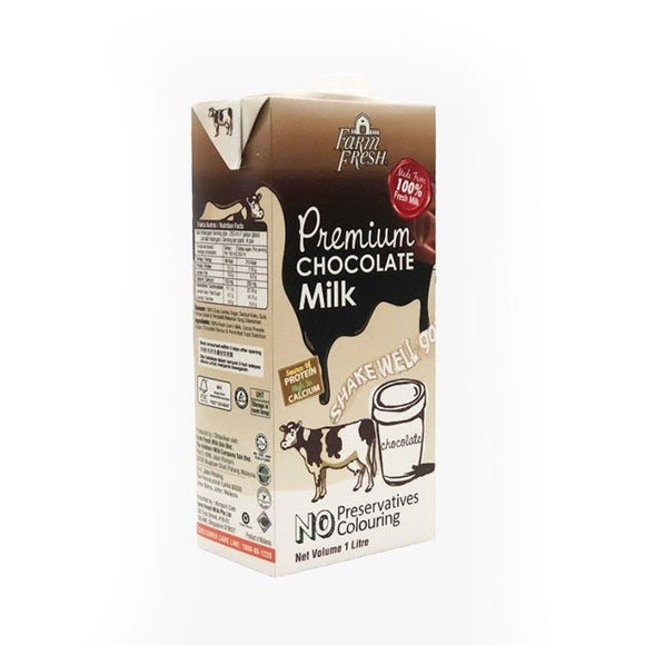 Farm Fresh Premium Chocolate Milk 1 Liter
