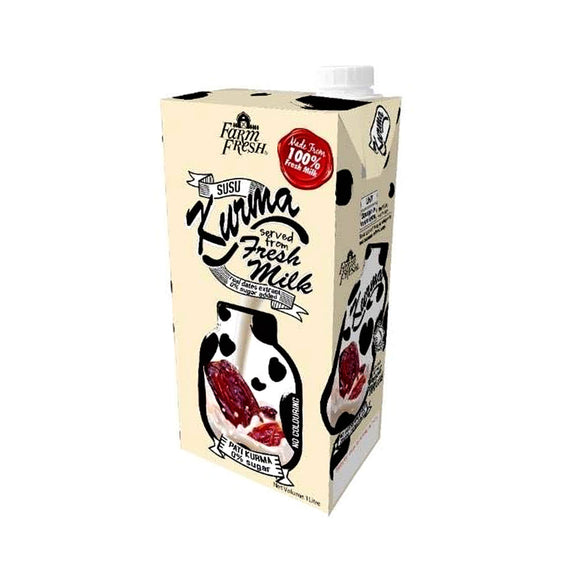 Farm Fresh Kurma Milk UHT 1 Liter