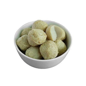 Hikmah Fish Ball Putih 10pcs