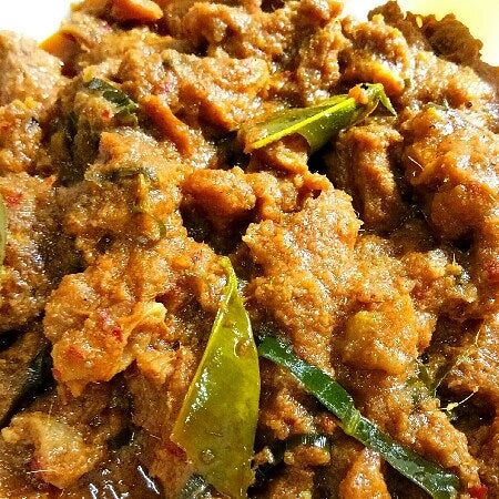 Rendang Daging Kuning Istana 500g (ETA 10 May 2021)