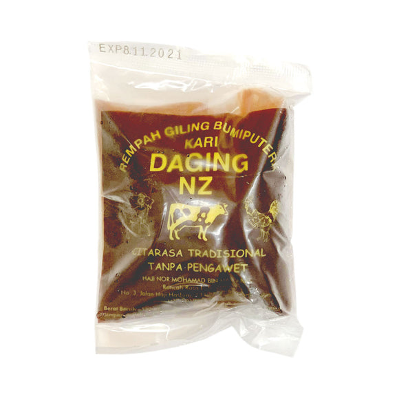 NZ Rempah Giling Daging 130g
