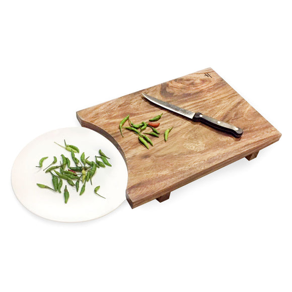 Jamjuree Wood Premium Chopping Board by H