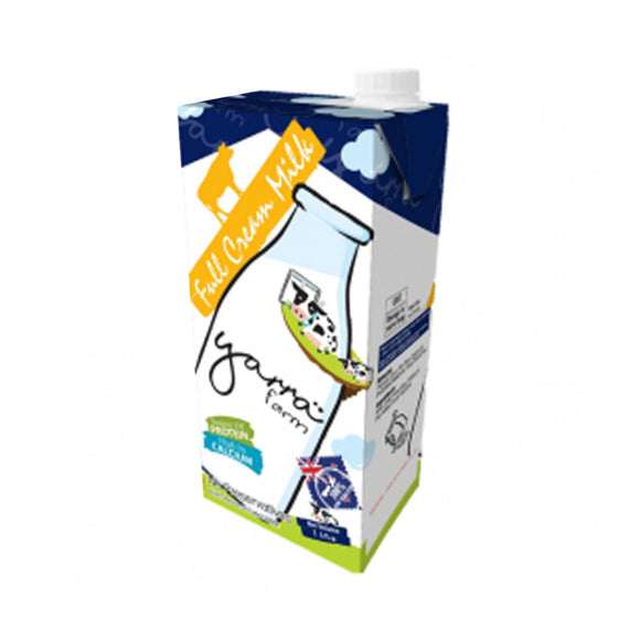 Yarra Full Cream Milk 1 Liter