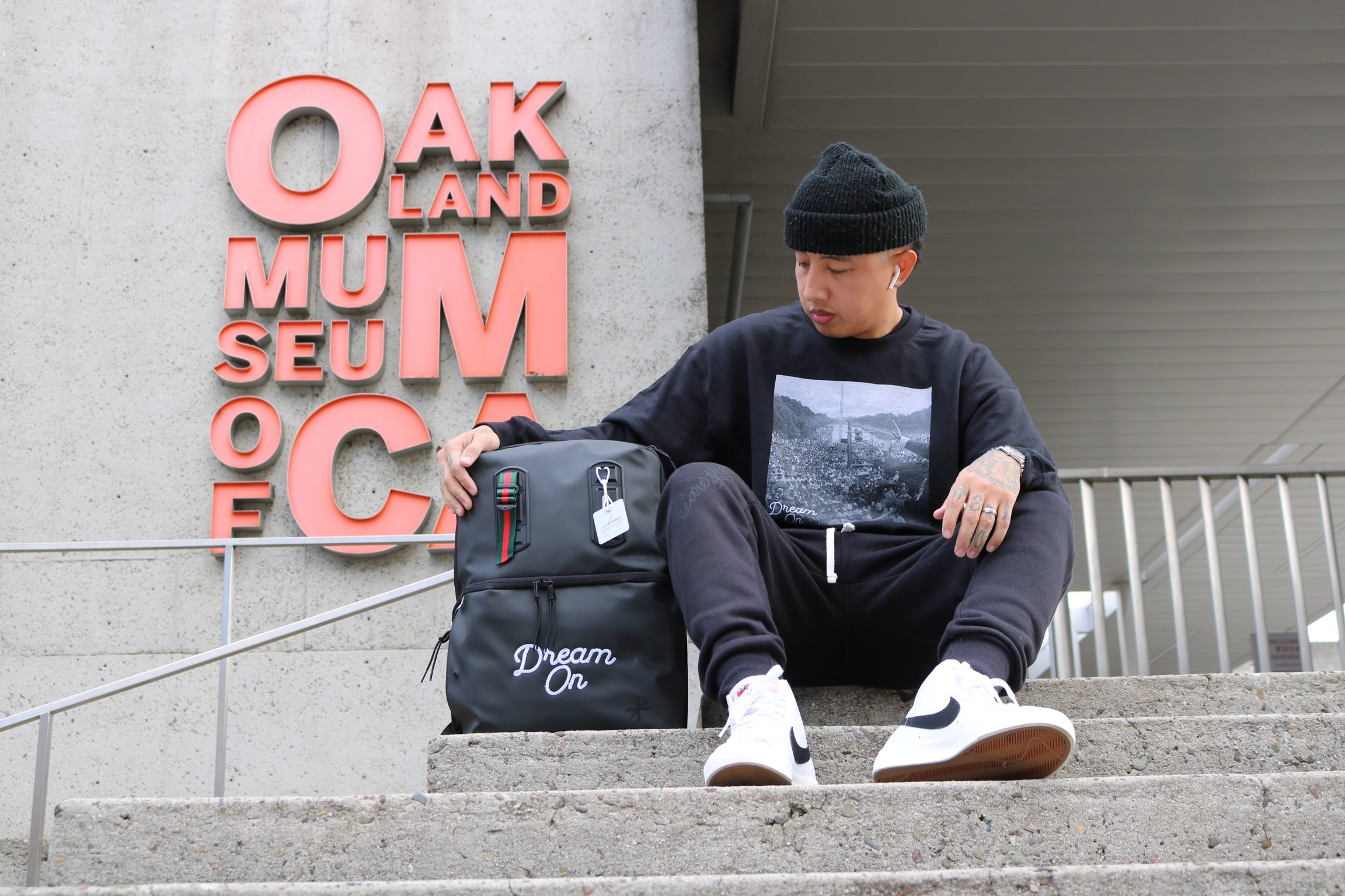 "DREAM ON x THE SHRINE CO ""MLK DREAM"" PACK"