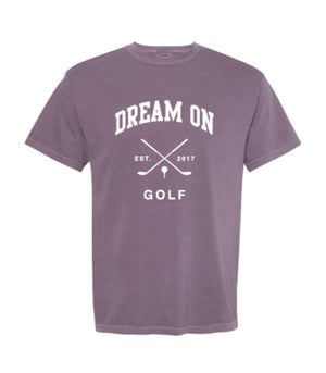 DREAM ON GOLF TEE-BERRY