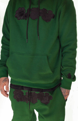 ICONS JOGGERS-GREEN