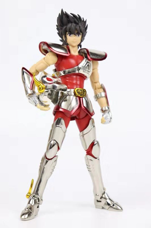 Cloth Myth Cavaleiros do Zodíaco - Seiya de Pegasus V1 EX - Great Toys