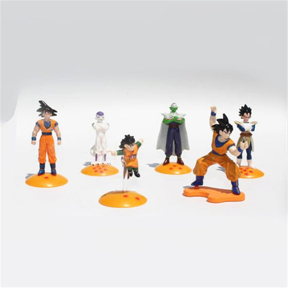 Mini Action Figure Dragon Ball