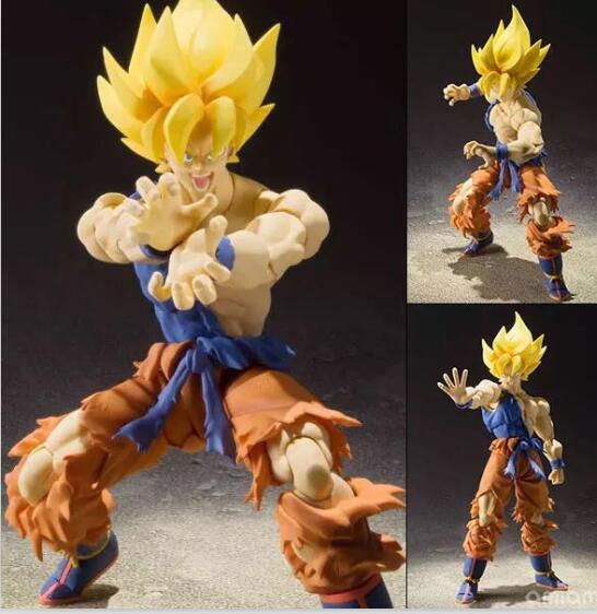 SH Figuarts Dragon Ball Z  - Goku Super Sayajin