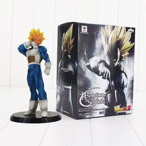 Action Figure Dragon Ball Z  - Goku Super Saiyajin/Vegeta Super Saiyajin