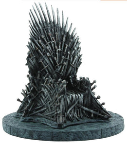 Miniatura Game of Thrones - Trono de Ferro