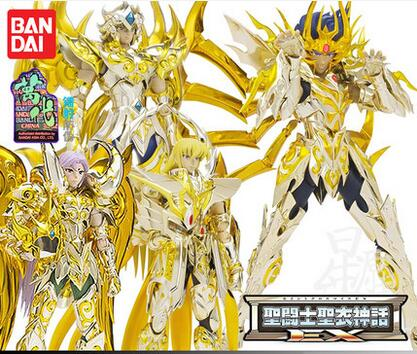Cloth Myth Cavaleiros do Zodíaco  - Alma de Ouro (Soul of Gold) EX - Bandai
