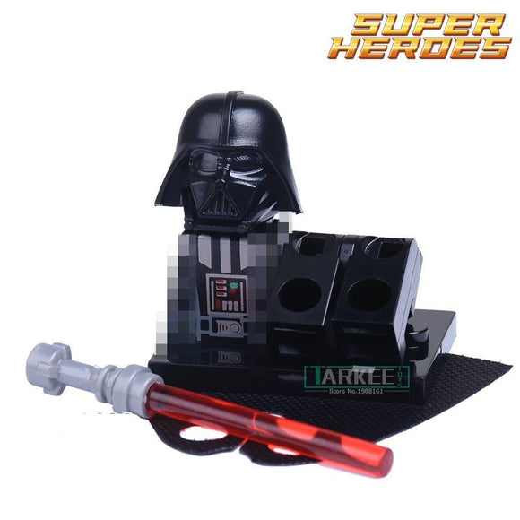 Bloco de Montar -  Mini Darth Vader