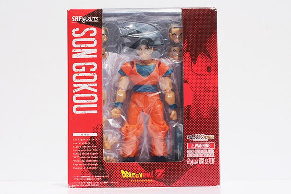 SH Figuarts Dragon Ball Z  - Goku