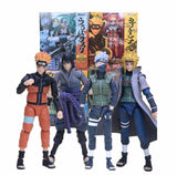 SH Figuarts Naruto  - Personagens