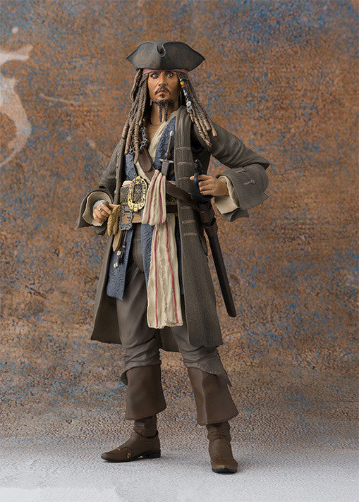 Action Figure Capitão Jack Sparrow