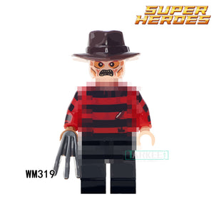 Bloco de Montar -  Mini Freddy Krueger