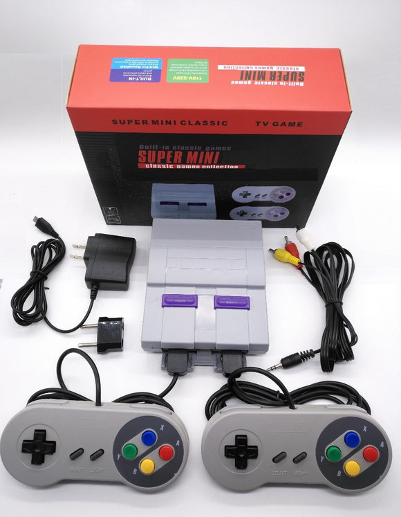 Console Super Mini - Retro Game 16 Bits