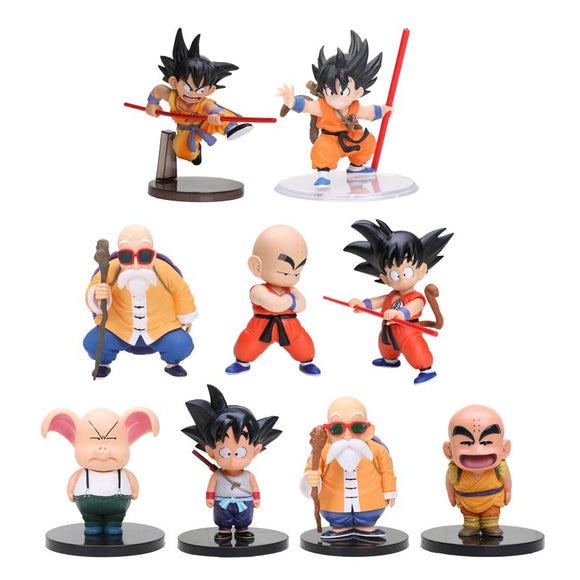 Action Figure Dragon Ball   - Personagens