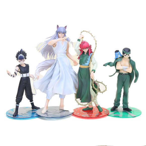Action Figure Yu Yu Hakusho  - Personagens
