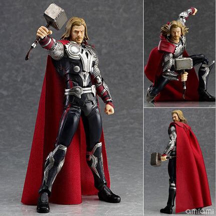 Action Figure  Os Vingadores - Thor