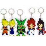 Chaveiro Dragon Ball -  Personagens