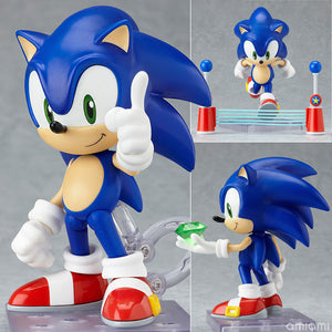 Action Figure Sonic The Hedgehog