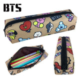 Estojo Escolar BTS/BT21