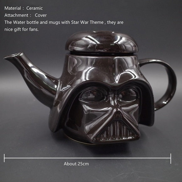 Bule de Café Darth Vader - Star Wars