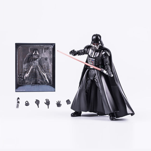 Action Figure Star Wars - Darth Vader - SH Figuarts