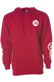 24 HOCKEY - ADULT HOCKEY HOODIE BACK CHECK