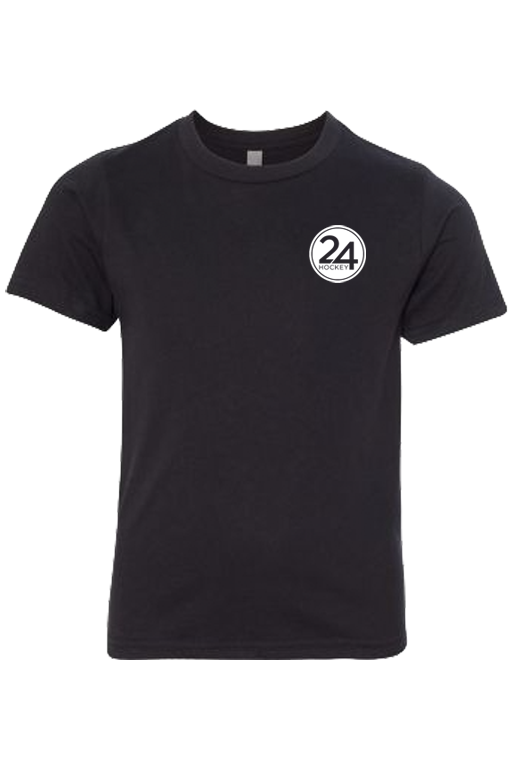 Hockey Apparel - 24 Hockey Youth Tee Fresh Ice