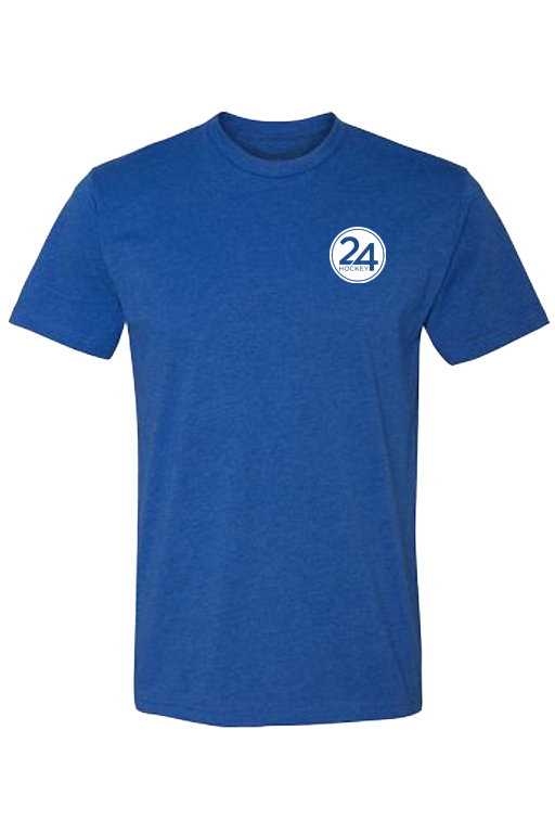 Hockey Apparel - 24 Hockey Tee Fresh Ice