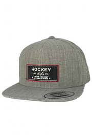 24 Hockey Flat Bill Hat