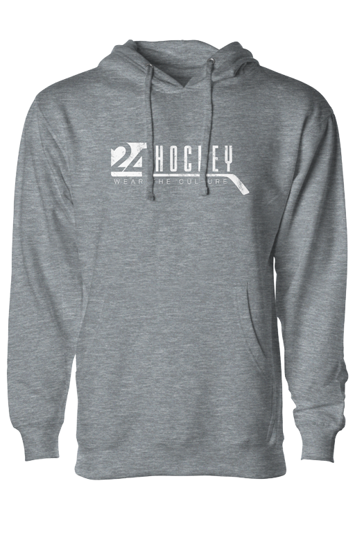 24 HOCKEY - ADULT HOCKEY HOODIE THE GREYLINER