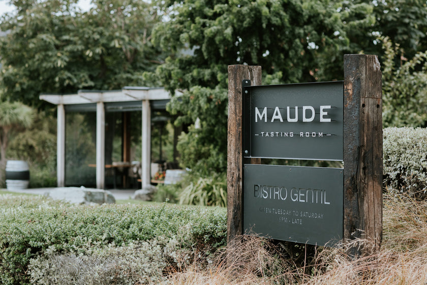 The Maude Tasting Room