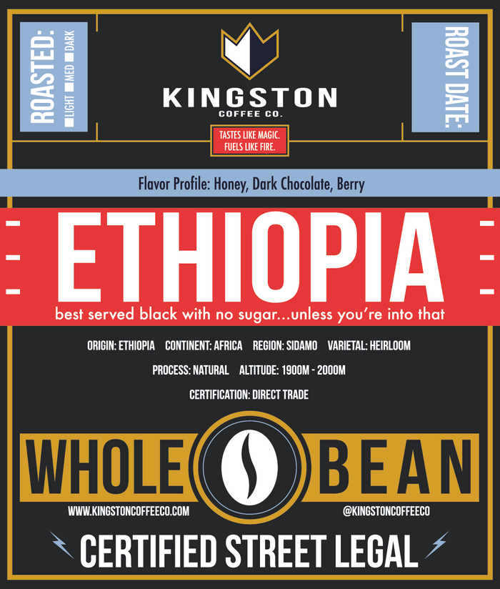 Ethiopia - Single Origin