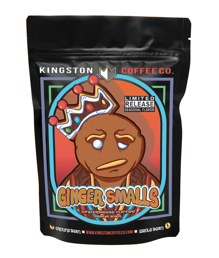 Ginger Smalls by Kingston Coffee Co.