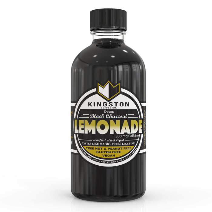 Black Charcoal Lemonade 6 pack