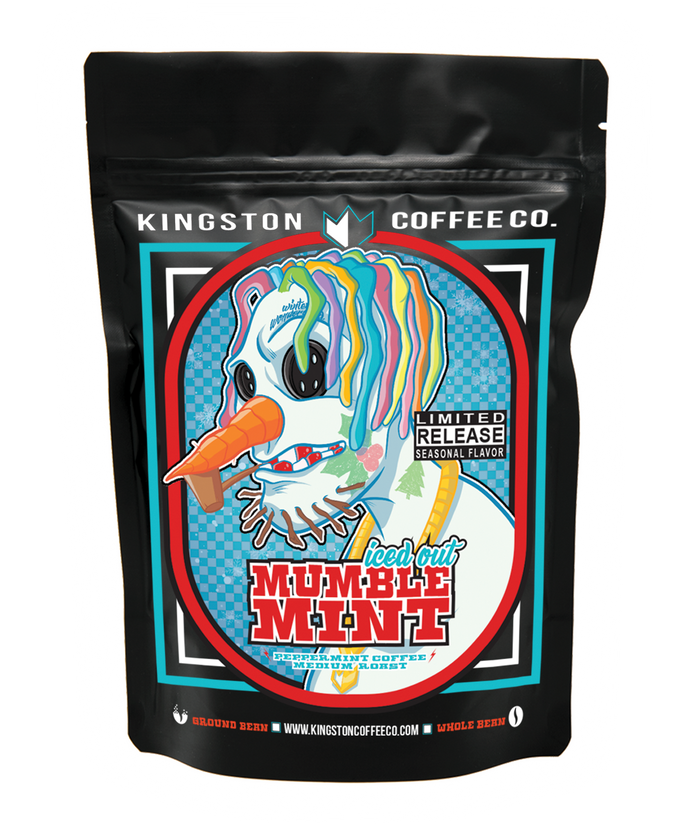 Mumble Mint by Kingston Coffee Co.