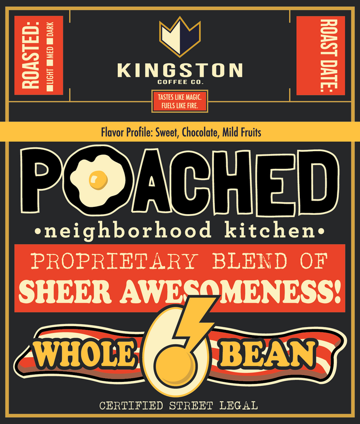 Poached Neighborhood kitchen - Colombia & Honduras